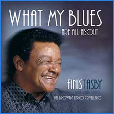 Bluebeat Music Tasby Finis What My Blues Are All About