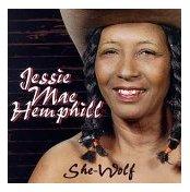 "Jessie Mae Hemphill ""She Wolf"" CD Cover"