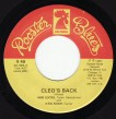 Abb Locke- Otis Rush-(45RPM) Cleo's Back/ Blues Party