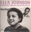 Ella Johnson-(VINYL) Say Ella