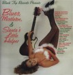 Blues Mistletoe & Santas Little Helper- BLACKTOP Blues Christmas