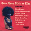 RARE BLUES GIRLS ON KING- Volume 1