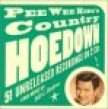 King Pee Wee- Country Hoedown (2cds)