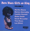 RARE BLUES GIRLS ON KING- Volume 2