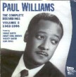 Williams Paul- Complete Recordings Vol 3