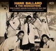 Ballard Hank & Midnighters-(4CDS) Five Classic Albums + Singles