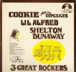 Cookie & Cupcakes- Lil Alfred- Shelton Dunaway-(VINYL)  3 GREAT