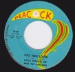 Little Frankie Lee-(45RPM) Full Time Lover / Don't Make Me Cry