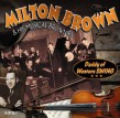 Brown Milton & Brownies-Daddy of Western Swing  (4cds)