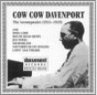 Davenport Cow Cow-The Accompanist 1924-1929