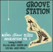 Groove Station- KING FEDERAL Saxblasters!!! Vol. 1