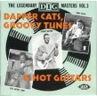 Dapper Cats Groovy Tunes Hot & Hot Guitars!!!- DIG Label Blues