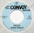 Johnnie Morisette-(45RPM) Brick / Chains Of Love