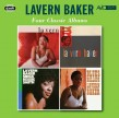 Baker Lavern-(2CDS) Four Classic ATLANTIC Albums