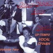 Jump Rock & Roll Vol 2- UP TEMPO VOCAL GROUPS