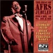 Best Of A F R S Jubilee Shows- BILLY ECKSTINE - COUNT BASIE