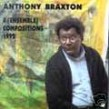 Braxton Anthony- 4 (Ensemble) Compositions 1992