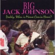 Johnson Big Jack- Daddy When Is Mama Coming Home?