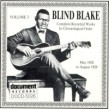 Blind Blake-Complete Recorded Works Vol 3
