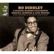 Bo Diddley- (4CDS) Six Classic Albums + Bonus Singles