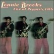 Brooks Lonnie- Live At Peppers 1968 (USED)