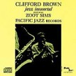 Brown Clifford- Jazz Immortal with  Zoot Sims