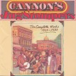Cannon's Jug Stompers- (USED327) Complete 1927-1930