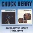 Berry Chuck- (2 on1) Chuck Berry In London/ Fresh Berrys (CHESS)