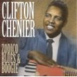 Chenier Clifton- Zodico Blues & Boogie