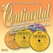 CONTINENTAL Sessions- Volume 3 (JC Heard--Eddie South)