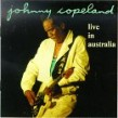 Copeland Johnny- Live In Australia (USED)