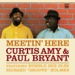 Bumble Bee Slim / Curtis Amy- Meetin Here