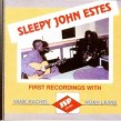 Estes Sleepy John- First Recordings with Yank Rachell