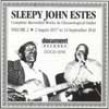 Estes Sleepy John-Complete Recs Vol 2