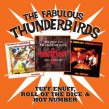 Fabulous Thunderbirds- (2CDS) Tuff Enuff/ Hot Number/Roll Of The