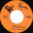 Fenton Robinson-(45RPM) Find A Way/ Crying The Blues
