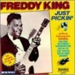 King Freddie- Just Pickin (2on1) (USED)