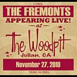 Fremonts- Appearing Live At The Woodpit
