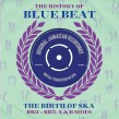 History Of BLUEBEAT- (3CDS) Birth Of Ska- Jamaican R&B!!!