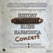 History Of The Blues Harmonica-(2CDS) IN CONCERT