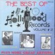 Best of HOLLYWOOD Records  Vol 2-  Fuller Johnny Linda Hayes