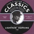 Hopkins Lightnin'- Chronological 1948