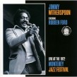 Witherspoon Jimmy / Robben Ford- Live At Monterey Jazz Festival