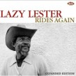 Lazy Lester- RIDES AGAIN (w/ bonus tracks)