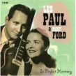 Paul Les & Mary Ford- (4CDS)  In Perfect Harmony