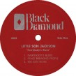 "Little Son Jackson-(7""EP) BLACK DIAMOND"