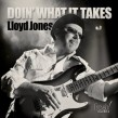 Jones Lloyd- Doin What It Takes