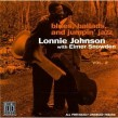 Johnson Lonnie- Elmer Snowden- Blues & Ballads VOL 2 (USED)