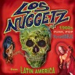 Los Nuggetz-(4CDS) 60's Garage & Psych From Latin america