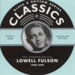 Fulson Lowell- Chronological 1948-1949 (USED)